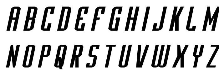 Y-Files Extra-Expanded Italic फ़ॉन्ट लोअरकेस
