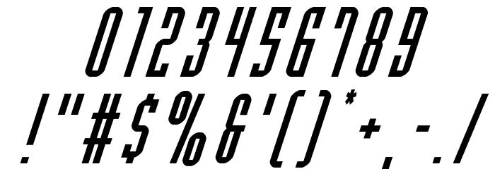 Y-Files Super-Italic Fonte OUTROS PERSONAGENS