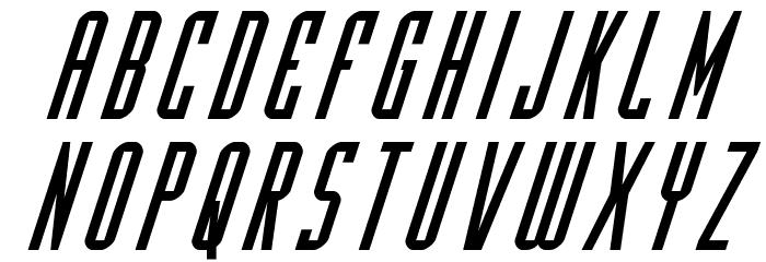 Y-Files Super-Italic Fonte MINÚSCULAS
