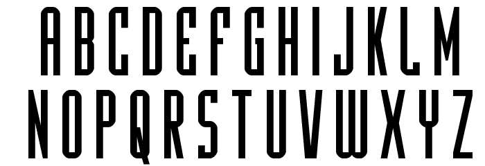 Y-Files Font LOWERCASE