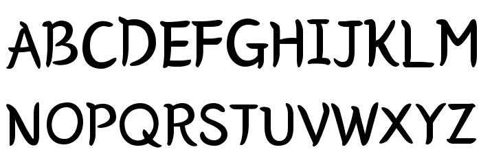 Yeon Sung Regular لخطوط تنزيل الأحرف الكبيرة