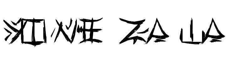 Yonezawa  Free Fonts Download