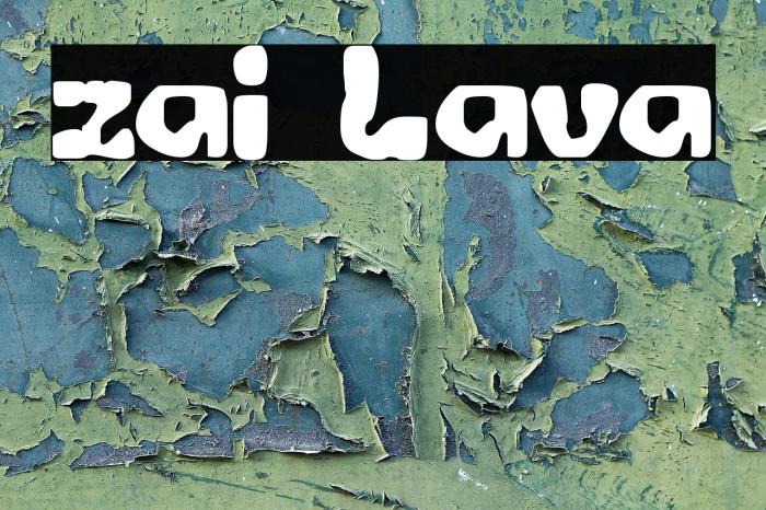 zai Lava Fuentes examples