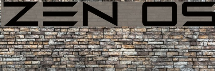 Zen Os Font examples