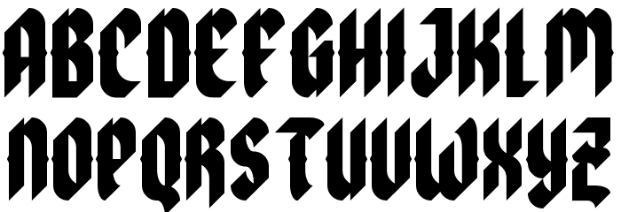 zoulsister plus eYe/FS Regular Font UPPERCASE
