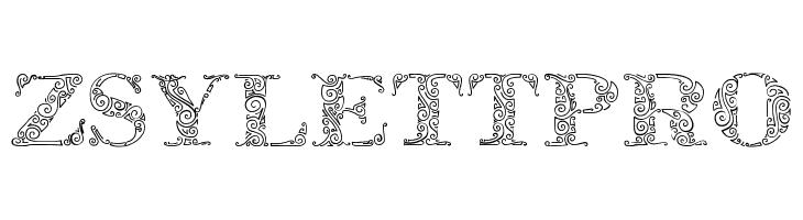 ZsylettPro  لخطوط تنزيل