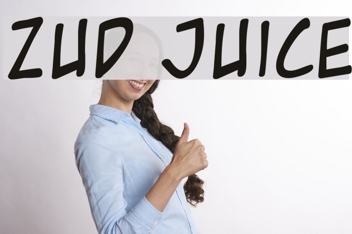 Zud Juice Polices examples