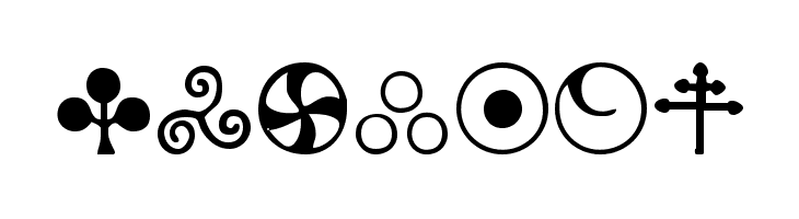 Zymbols  Free Fonts Download